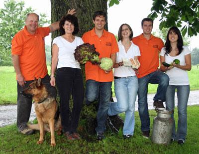 Familie Lecker Biohof Ökokiste