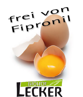Fipronil frei