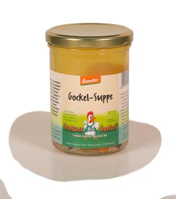Gockelsuppe