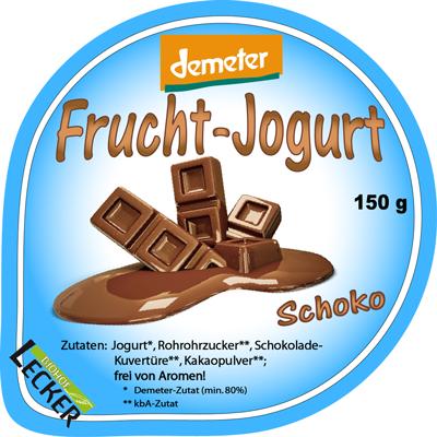 Schokojogurt