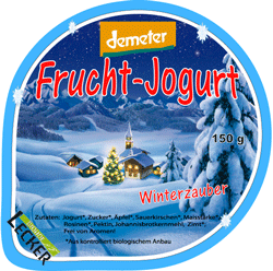 Jogurt Winterzauber