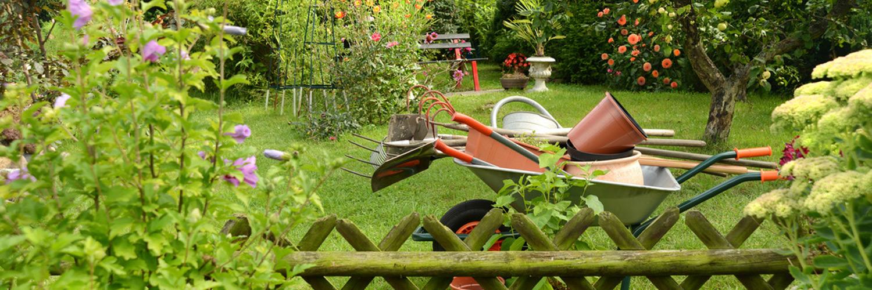 Gartenangebot